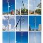 专业电力钢杆厂家 直线电力搭建钢杆 全国联保