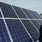厂家直销石嘴山市单晶硅10KW光伏并网发电板供应石嘴山市太阳能电池板专业生产分布式光伏电站成套设备gls-10kw
